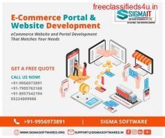 E-Commerce Portal & Web Development in India