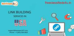 Best Link building services in USA @SEOTeam247