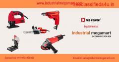 Buy Xtra power tools equipment Noida - +91-9773900325