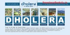 Buy Commercial Plots in Dholera Sir