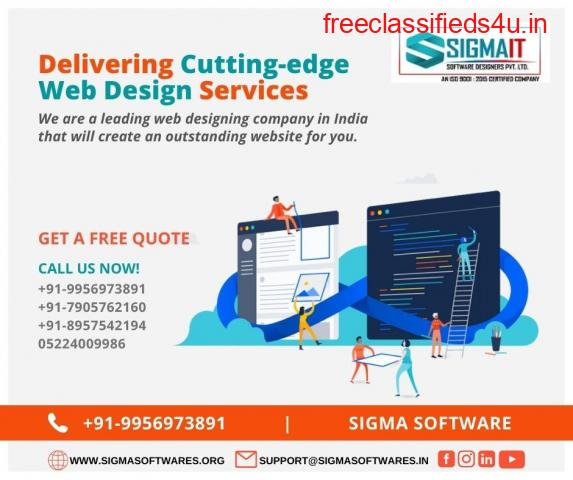 Delivering Cutting-edge Web Design Services Lucknow