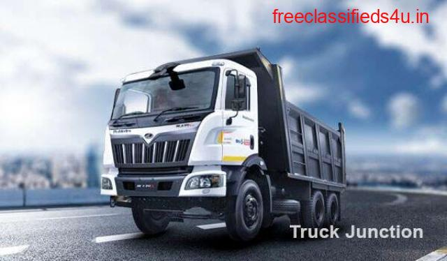 Mahindra Blazo X 28 Tipper Truck Price In India