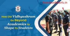 Shape your Child's Future with Vidhyashram International School