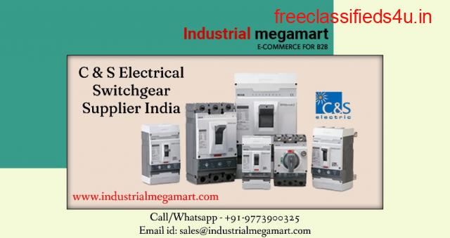 C&S electric switchgear products +91-9773900325