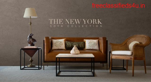 Upholstered Furniture Online - Gulmohar Lane