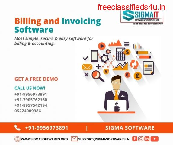 GST Enabled Best Accounting Software in India