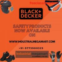 Black and Decker safety workwear product +91-9773900325