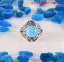 Buy Sterling Silver Larimar Stone Jewelry at Factory Prices