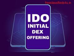 Start your career with the IDO Token Launchpad