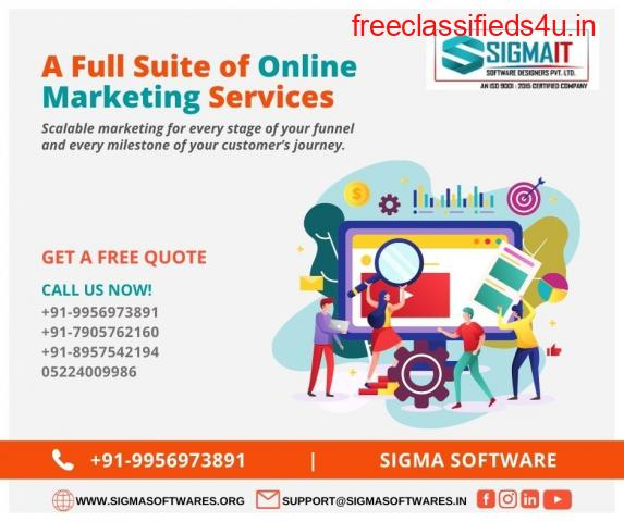A Full Suite of Digital Marketing Services