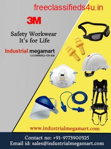 3M PPE equipment +91-9773900325