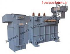 Buy Genuine Quality Oil Cooled Voltage Stabilizer From Muskaan Power