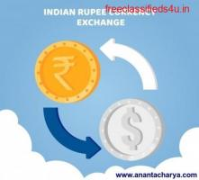 Stock Market Live Updates: Rupee rises how much to American dollar | Anant Acharya
