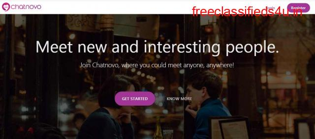 Chatnovo Dating Site