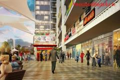 Gaur City Centre High Street Shopping Mall in Noida Extension