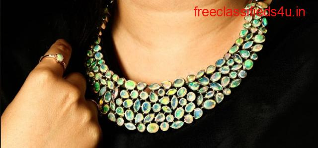 Shop 925 Silver Opal Stone Jewelry at Wholesale Price