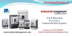 C&S complete switchgear solution- +91-9773900325