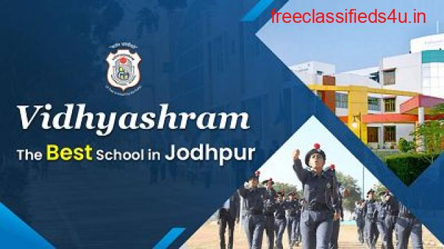 What has made Vidhyashram the Best School in Jodhpur?