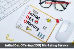 IDO's marketing technique for making more money in less time