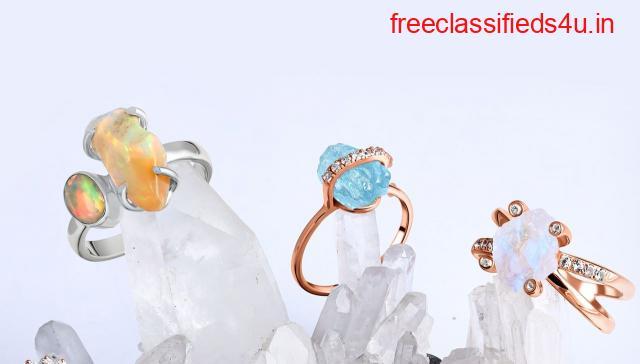 Beautiful gemstone jewelry by rananjay exports