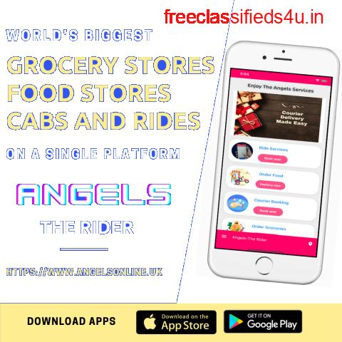 Grow Your Grocery Business and Food Outlet with Angels