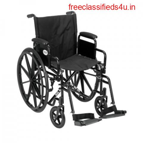 Take wheelchair on rent that is reliable, specialized and and hassle-free