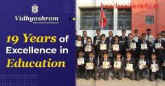 19 Years of Excellence in Education - Vidhyashram International School