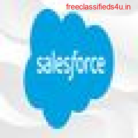 Online Salesforce Training In India