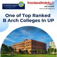 Best Architecture Colleges in NCR | Architecture Colleges in Uttar Pradesh