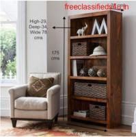 Get the Best Bookshelf At Best Price in Kolkata