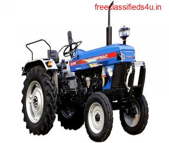 Get Powertrac 439 Tractor With Top Facilities and Best Price