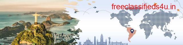 Flights to South America | Avail Cheap AirFares - Click2Book