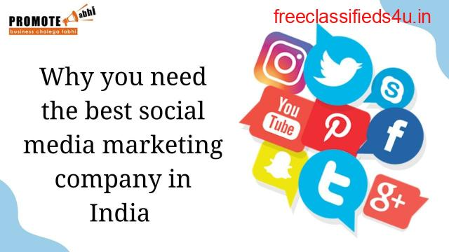 Why you need the best social media marketing company in India