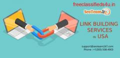 Get The Best Link Building Services In USA @SEOTeam247