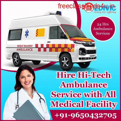 Medivic Ambulance in Delhi - an Epitome of Fortitude and Authenticity
