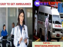 Emergency Ambulance Service in Bhagalpur with Low-fare –Medilift