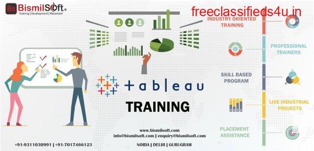 Tableau Training In Noida