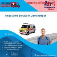 Hire ICU Ambulance Service in Jamshedpur, Jharkhand by Jansewa