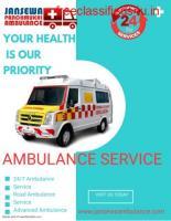 Low-Cost Ambulance Service in Gumla, Jharkhand by Jansewa