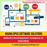 International Website Development Company Jalandhar