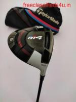 Buy Taylormade M4 Driver with Diamana Shaft Online at Best Prices in India