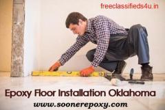 Oklahoma city | Flooring Contractors | Installation OK | Norman - Soonerepoxy