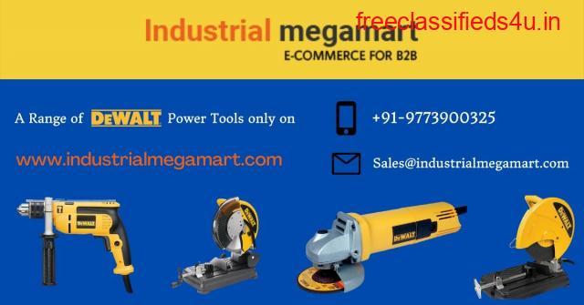 Buy Dewalt Power Tools India +91-9773900325