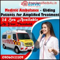 Cardiac Ambulance Service in Kolkata – Medivic Ambulance