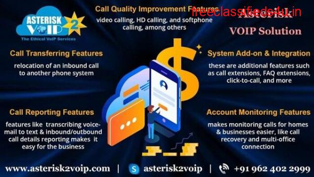Best Asterisk-VoIP Solutions By Asterisk2voip Technologies