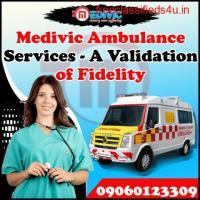 Get Most and Reliable Ambulance in Patna – Medivic Ambulance