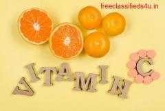 Natural Vitamin C Tablets | Amla and Zinc Supplement