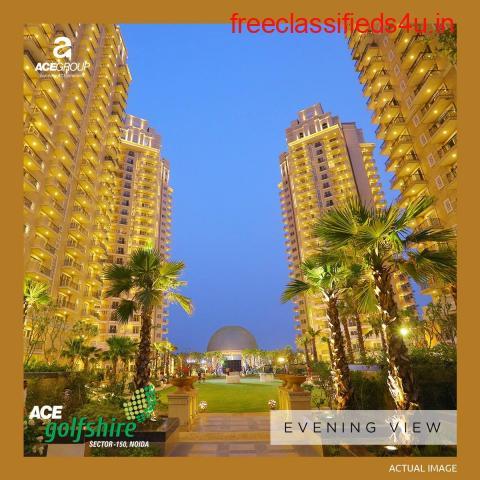 properties in Sector 150 Noida - ACE Golfshire