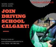 Driving School Calgary | Global School Academy