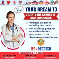 Study MBBS in USA | Medicine Admission and Fees in USA - US Medico